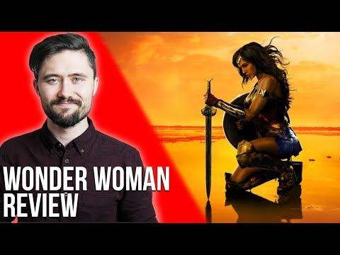 Wonder Woman review: An Amazing Blockbuster
