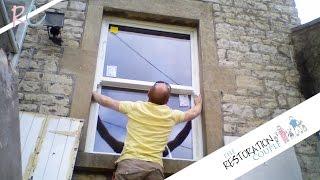 Fitting Sliding Sash Windows - Double Glazed UPVC