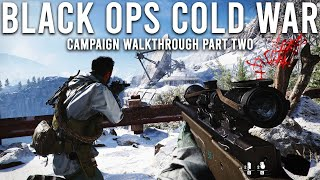 BLACK OPS COLD WAR  Walkthrough Part 2