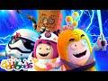 Episod Terbaik 2020 - Istimewa Sejam   Oddbods   Kartun Lucu Untuk Kanak