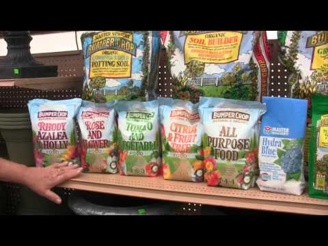 Master Nursery Soils and Fertilizers To use When You Are Eating What  You Grow!