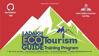 Cultural Program    Eco-tourism training    LBA Leh    Won Buddhism Korea      Hanuran Movement