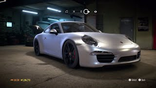 "Need for Speed 2015 - ""Porsche 911 Carrera S (2014)"" - 988 HP Build !!! (Gameplay)"