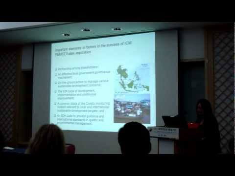 Part 1 of 7, Workshop 0758: Sustainable marine and coastal resource management