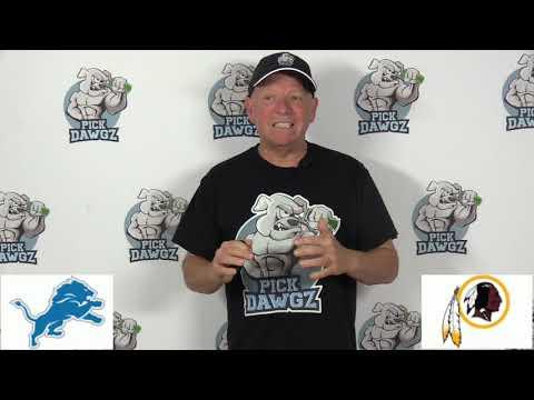 Washington Redskins vs Detroit Lions NFL Pick and Prediction 11/24/19 Week 12 NFL Betting Tips