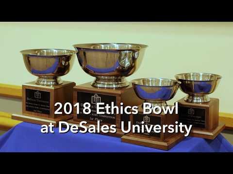College Ethics Bowl 2018