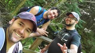 Hiking 2020 mount Washİngton Alander trail