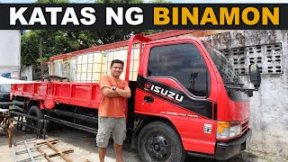 My Isuzu 4HG1 16ft Truck - Katas ng Cryptocurrency Trading NFT Game Binamon