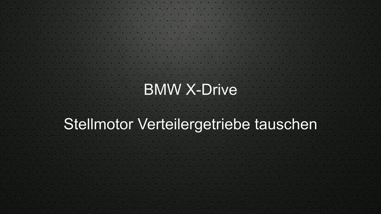 4x Zahnrad für Stellmotor BMW X3 4 X5 X6 Reparatur Verteilergetriebe F25 F15 F16