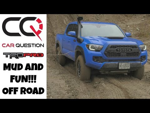 Toyota TRD PRO'S lineup off-road: Mud and FUN uncut! | Tacoma / 4Runner / Tundra