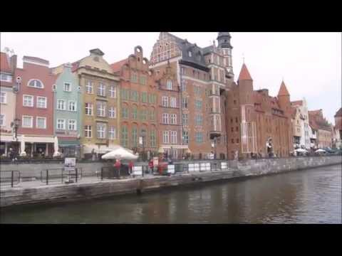 One Minute guide to Gdansk