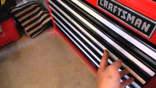 Craftsman Ball Bearing Top Chest Review