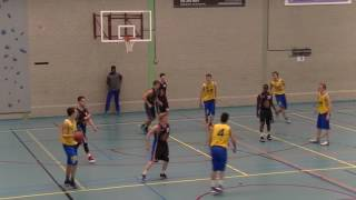 10 december 2016 Cobranova U20 vs Rivertrotters U20 57-48 3rd period