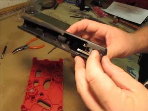 Springfield XD9 complete Frame Disassembly (complete Tear Down)