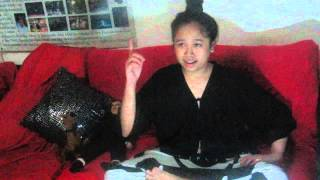 Boy sing Gospel from Indonesia / Sumo a.k.a Nakita Sibih