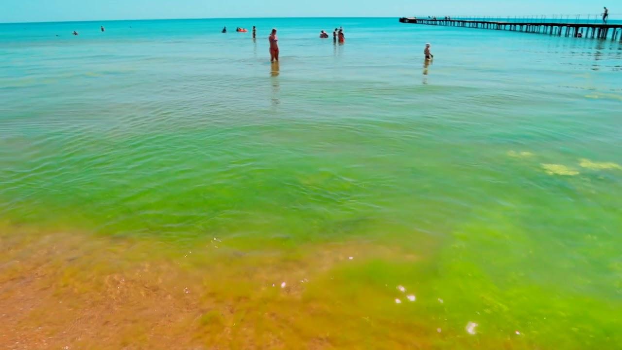 Море в джемете в июле отзывы фото