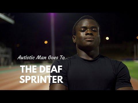 Deaf Sprinter