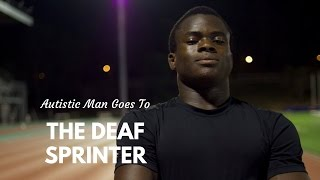 Young, Deaf Runner(Born Deaf in warring Liberia, Sekou and his family sought refuge in Australia when he was 5. Now his athletic abilities are maturing, he's chasing the Olympic ..., 2016-07-27T01:33:57.000Z)