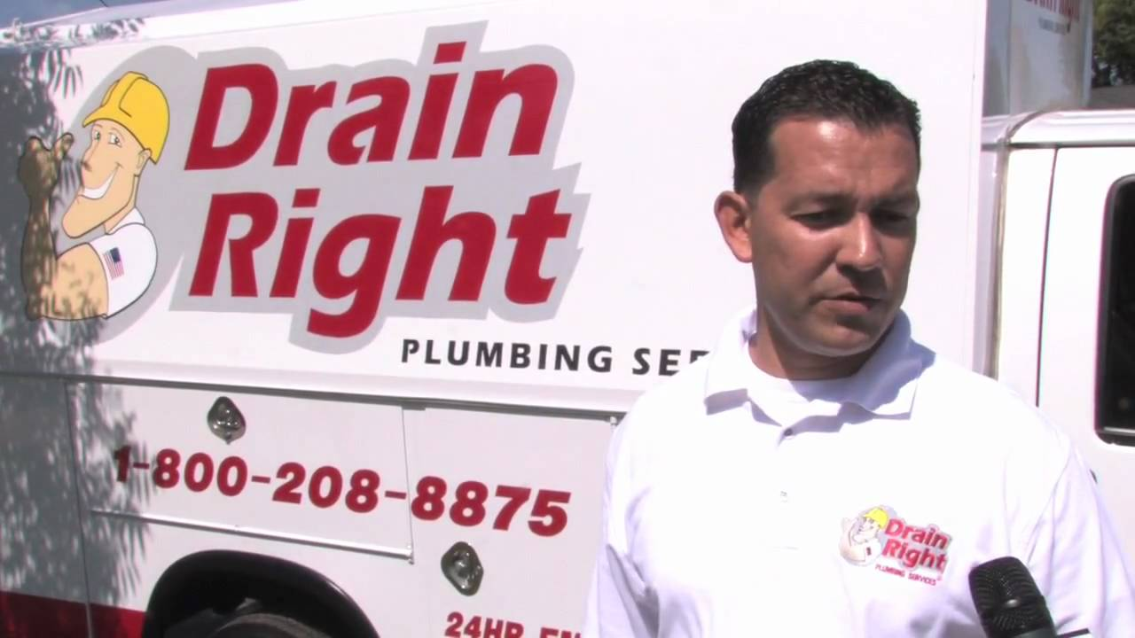 Drain Right Plumbing - Best Buys with Alan Mendelson - YouTube