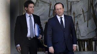 Франция: новый кабинет станет еще левее