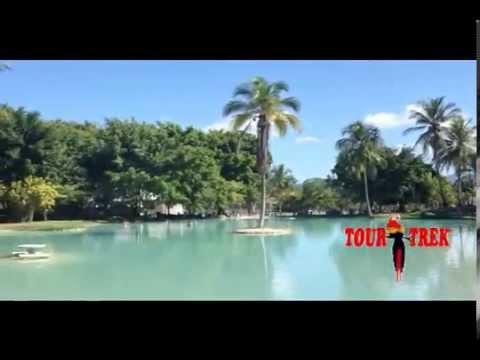 AGUAS DE MOISÉS AL ESTILO TOUR-TREK Videos De Viajes