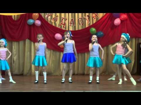 Детские песни! Поёт студия КАНИКУЛЫ! На палубе матросы.