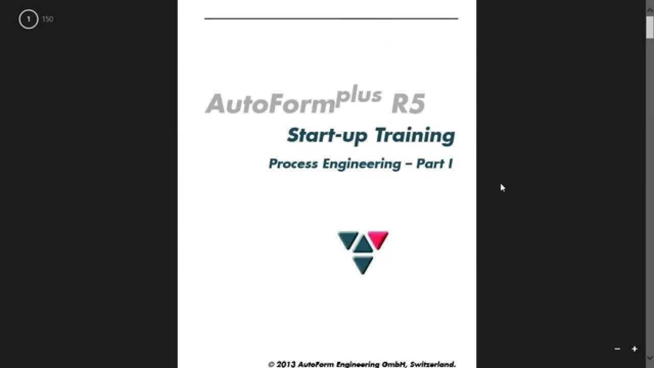 AUTOFORM R5 PDF