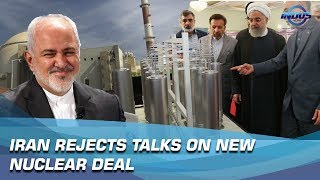 Iran Rejects Talks On New Nuclear Deal | Indus News