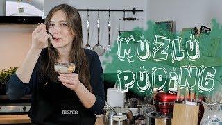 Ev Yapımı Muzlu Puding nasıl yapılır?   Merlin Mutfakta Yemek Tarifleri