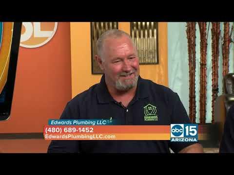 Need A Plumber? Edwards Plumbing Built Reputation On Professional, Friendly Plumbing Service