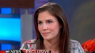 Amanda Knox Interview 2013 on