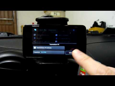 Nokia N900 - FM Transmitter Hack - Part 2