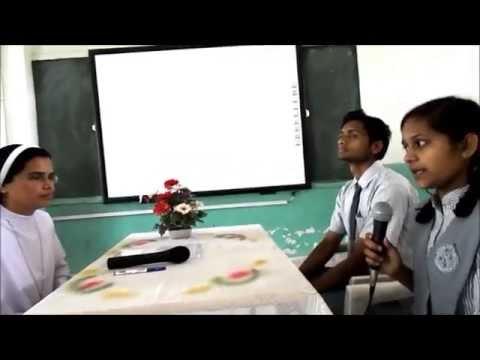 ASL Video  2014 - 15 Carmel Convent H S  School, Indore