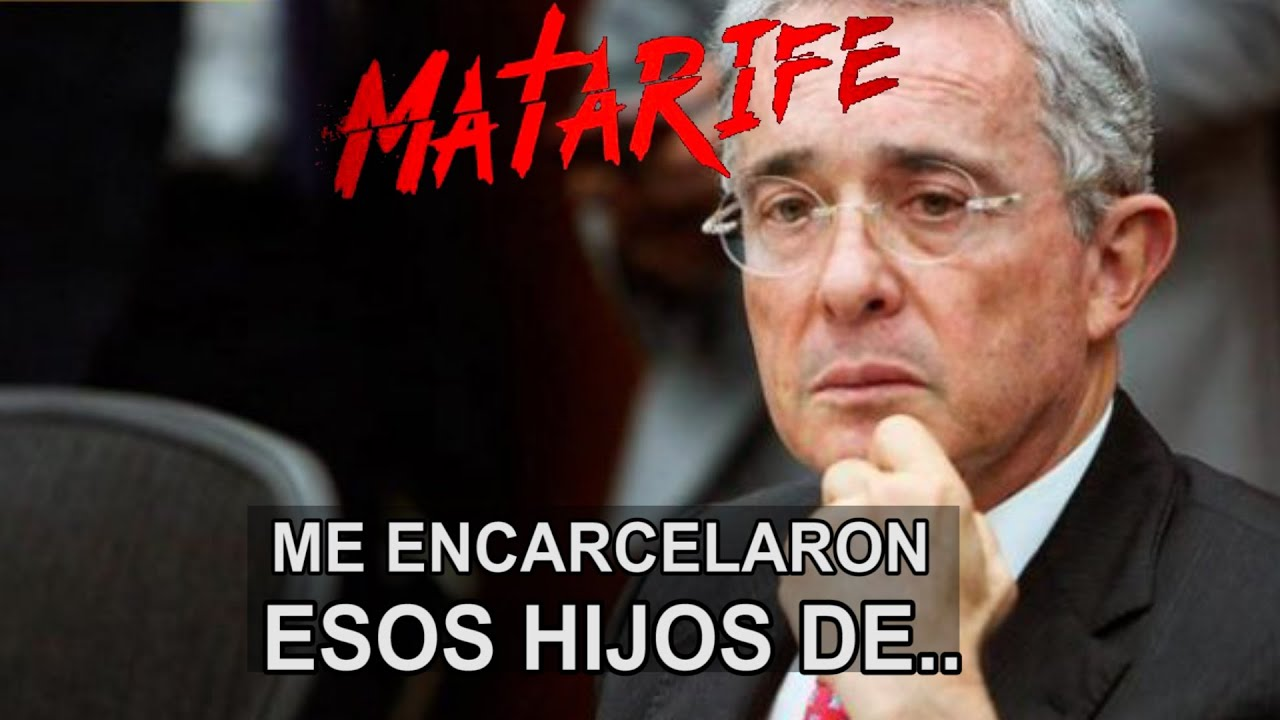 Matarife 8 años de proceso Uribe a cárcel y que pasará con Duque huerfano Roqui Te Lo Cuenta.