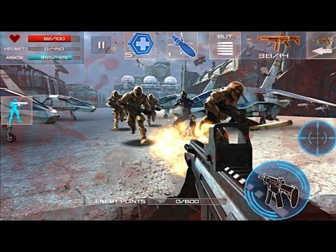 Enemy Strike 2 Android Gameplay 1080p [HD]