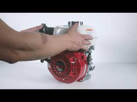 Oil Change on a Honda GX160 Engine