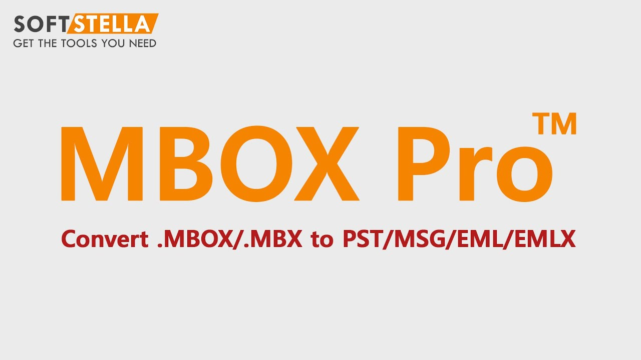 PCVARE MBOX to EML Converter