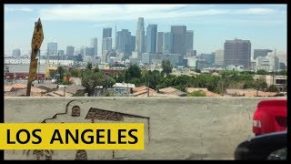 The Los Angeles Travel Montage - California, USA