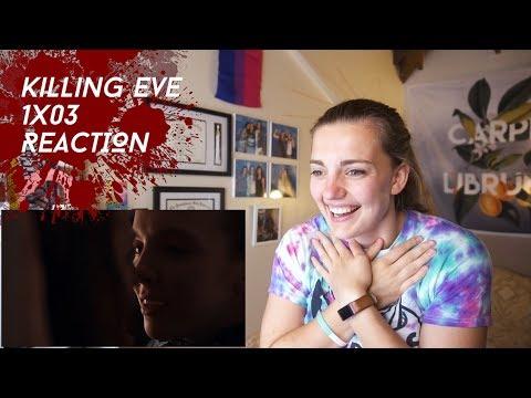 Killing Eve Season 1 Episode 3 Dont I Know You REACTION