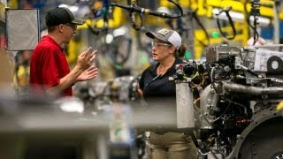 Trump's goal with trade policy is to bring back manufacturing jobs: Oberbeck