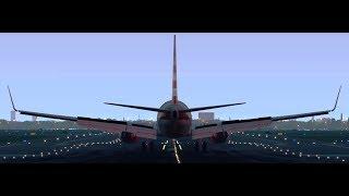 X-Plane 11 - Zibomod 737-800 - NFNA to PHNL - Livestream!!
