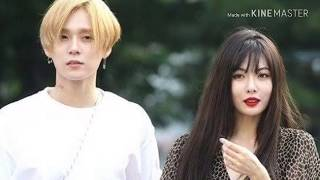 Full story: K-pop: HyunA and E'Dawn relationship causes controversy