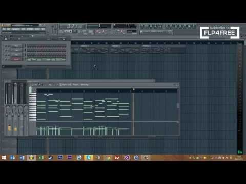 [FL STUDIO] 5 Epic and emotional Piano Midis #2 [FREE DOWNLOAD]