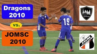 Youth Soccer Game Highlights: Chicago Dragons Vs Jomsc U9 (2019)