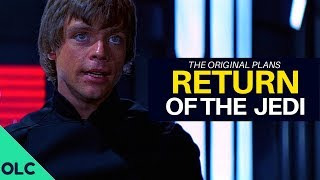 STAR WARS: The Original Plans for RETURN OF THE JEDI
