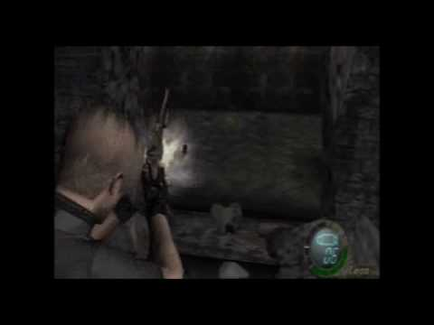 Superior Letu0027s Play Resident Evil 4 Part 43: Butterfly Lamp!