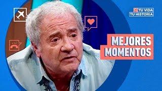 Pollo Fuentes y la relación con su exesposa: