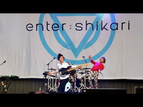Enter Shikari - Destabilise (VOLT fesztivál, Sopron 2017. 06. 30.) LIVE