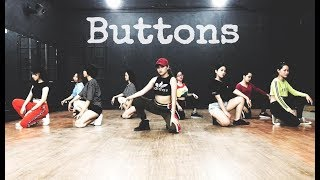 The Pussycat Dolls - Buttons (Dance Cover) / JayJin Choreography