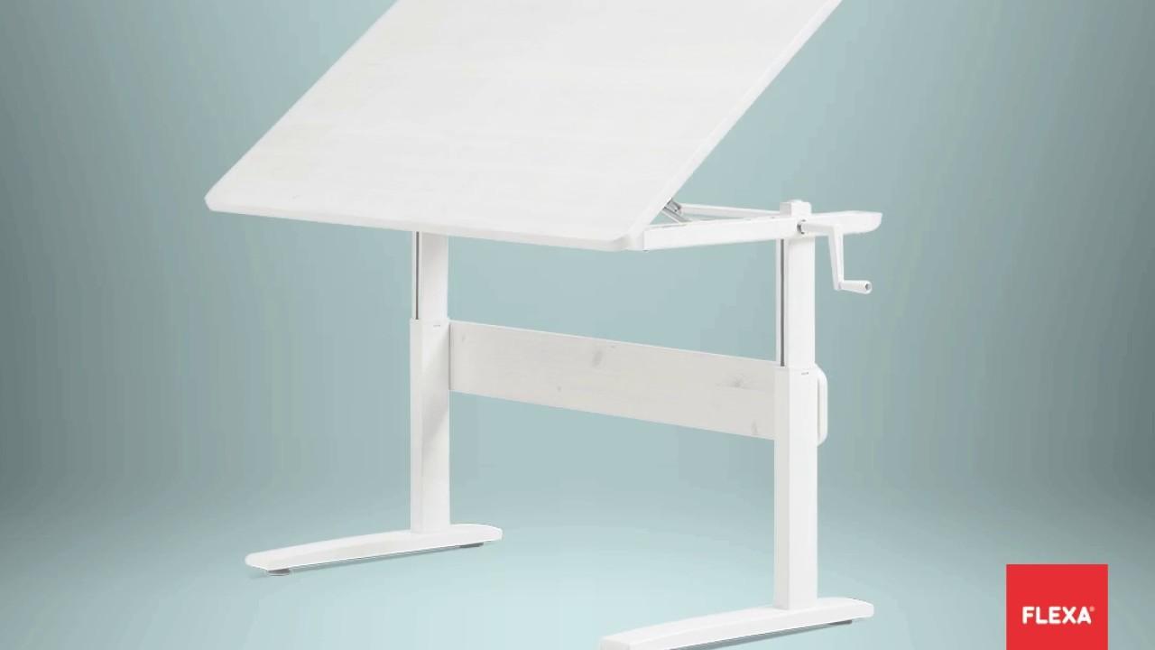 Optimale Schreibtisch Höhe Berechnen Furnissimode